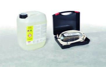Productos de limpieza para hornos RATIONAL - bomba