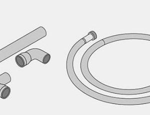 Accesorios para hornos rational - Kit de conexion