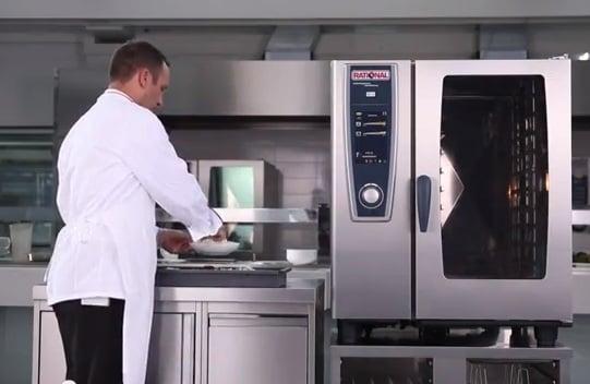 repuestos oficiales rational - horno y cocinero