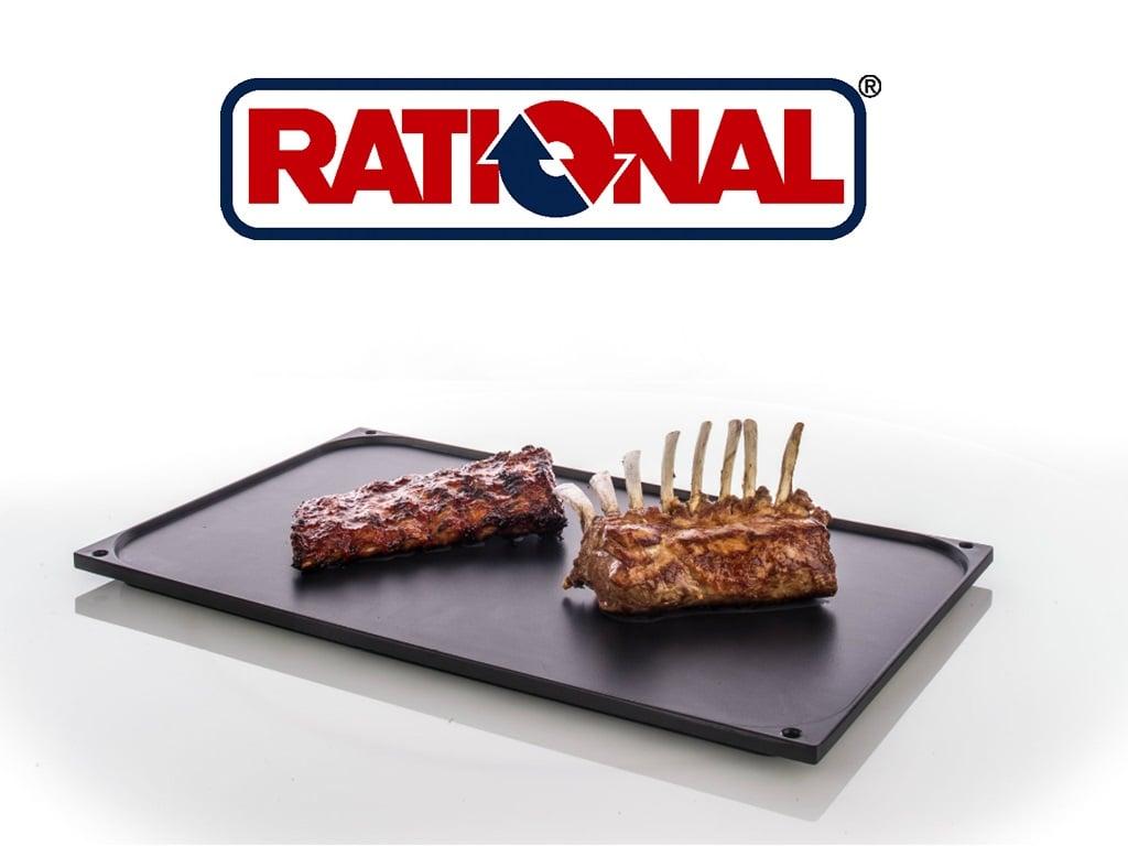 bandejas para hornos rational - costillar