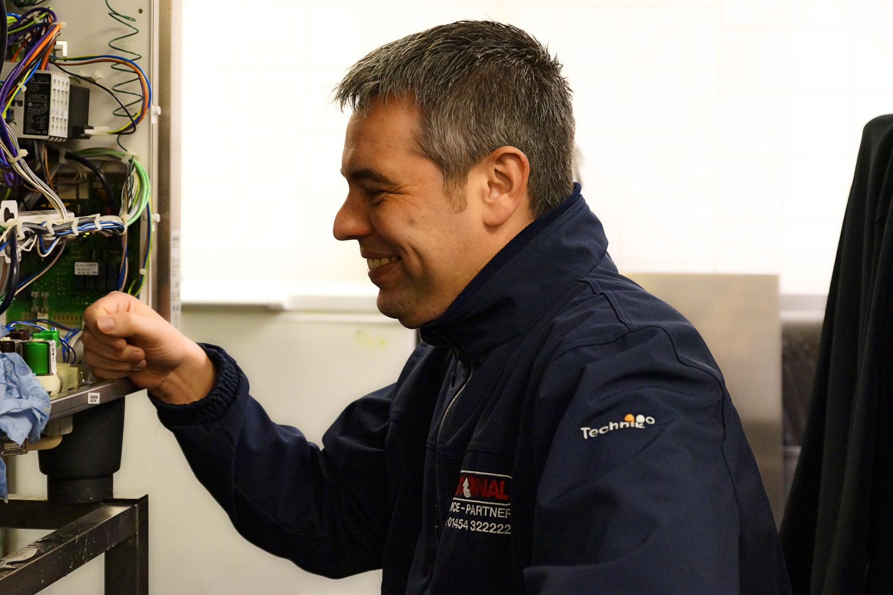 reparación de hornos rational - servicio técnico oficial