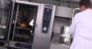 comprar horno Rational de segunda mano