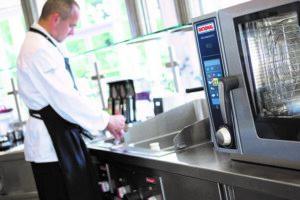 hornos profesionales para hostelería - concina