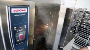 piezas oficiales hornos rational - diseño