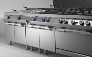 reparación de hornos de hostelería - cocina industrial