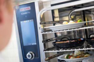 servicio técnico para reparar hornos profesionales - cocinando