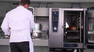 reparar un horno rational - chef-