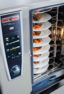 horno rational - diferentes platos